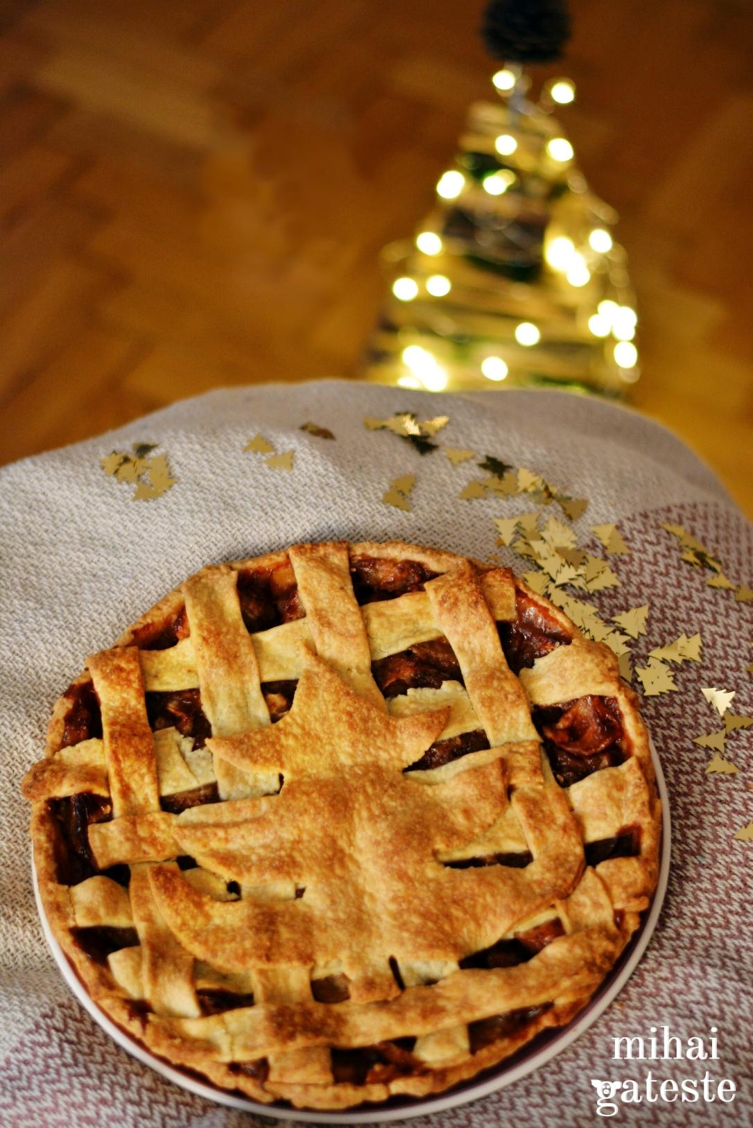 tarta de mere mihai gateste 1